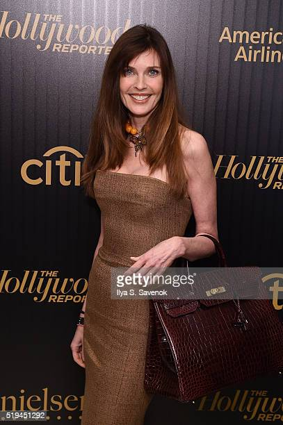 Actress Carol Alt attends the Hollywood Reporter's 2016 35 Most Powerful People in Media at Four Seasons Restaurant on April 6 2016 in New York City