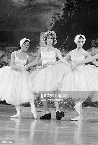 Actress Carol Burnett performs in a scene from 'The Carol Burnett Show' which was filmed on January 15 1971 in Los Angeles California