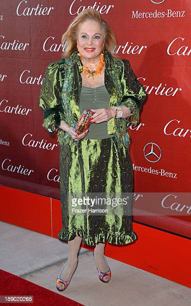 Actress Carol Connors arrives at The 24th Annual Palm Springs International Film Festival Awards Gala on January 5 2013 in Palm Springs California