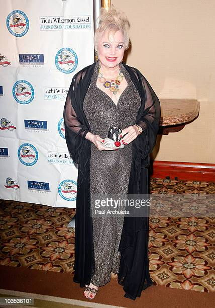 Actress Carol Connors arrives at the Eagle Badge Foundation Gala on August 21 2010 in Century City California