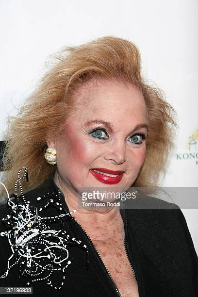 Actress Carol Connors attends the 21st Annual Los Angeles Music Awards held at Avalon on November 10 2011 in Hollywood California