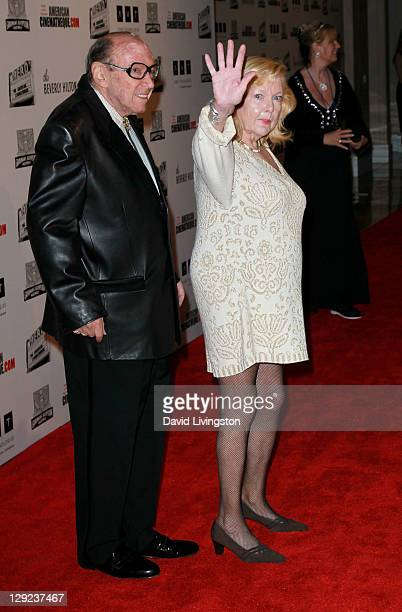 Actress Carol Lynley arrives at The 25th American Cinematheque Award Honoring Robert Downey Jr held at The Beverly Hilton hotel on October 14 2011 in...