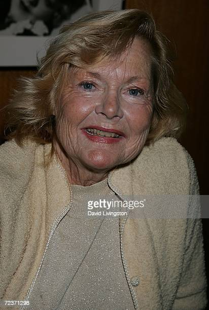 Actress Carol Lynley attends a centennial tribute to director/screenwriter Otto Preminger at the Academy of Motion Picture Arts and Sciences on...