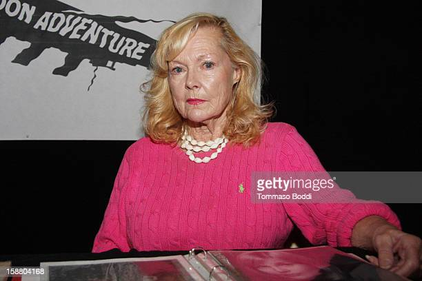 Actress Carol Lynley attends the American Cinematheque's 40th Anniversary Screening of The Poseidon Adventure held at American Cinematheque's...