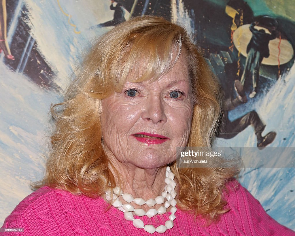 Actress Carol Lynley attends the screening for the 40th Anniversary of 'The Poseidon Adventure' at the American Cinematheque's Egyptian Theatre on December 29, 2012 in Hollywood, California.