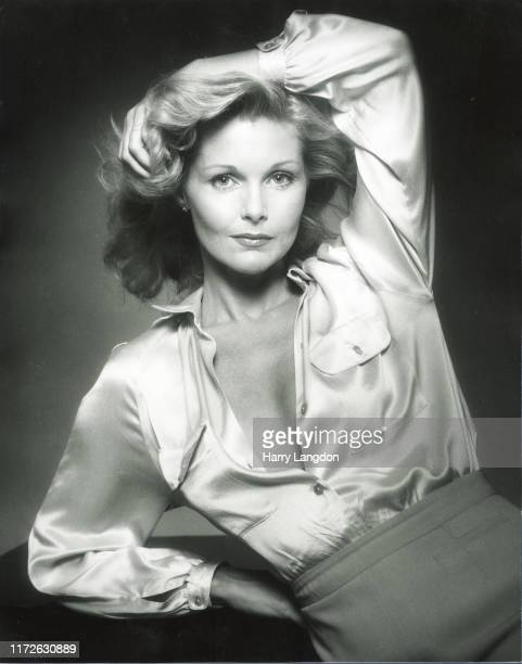 LOS ANGELES 1980 actress Carol Lynley oses for a portrait in 1980 in Los Angeles California