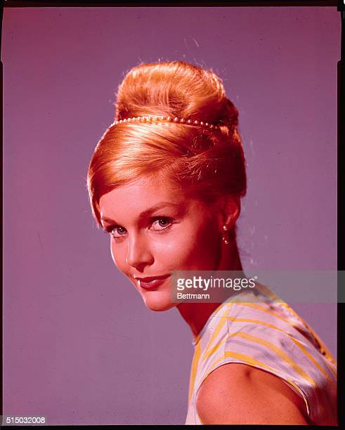 Actress Carol Lynley