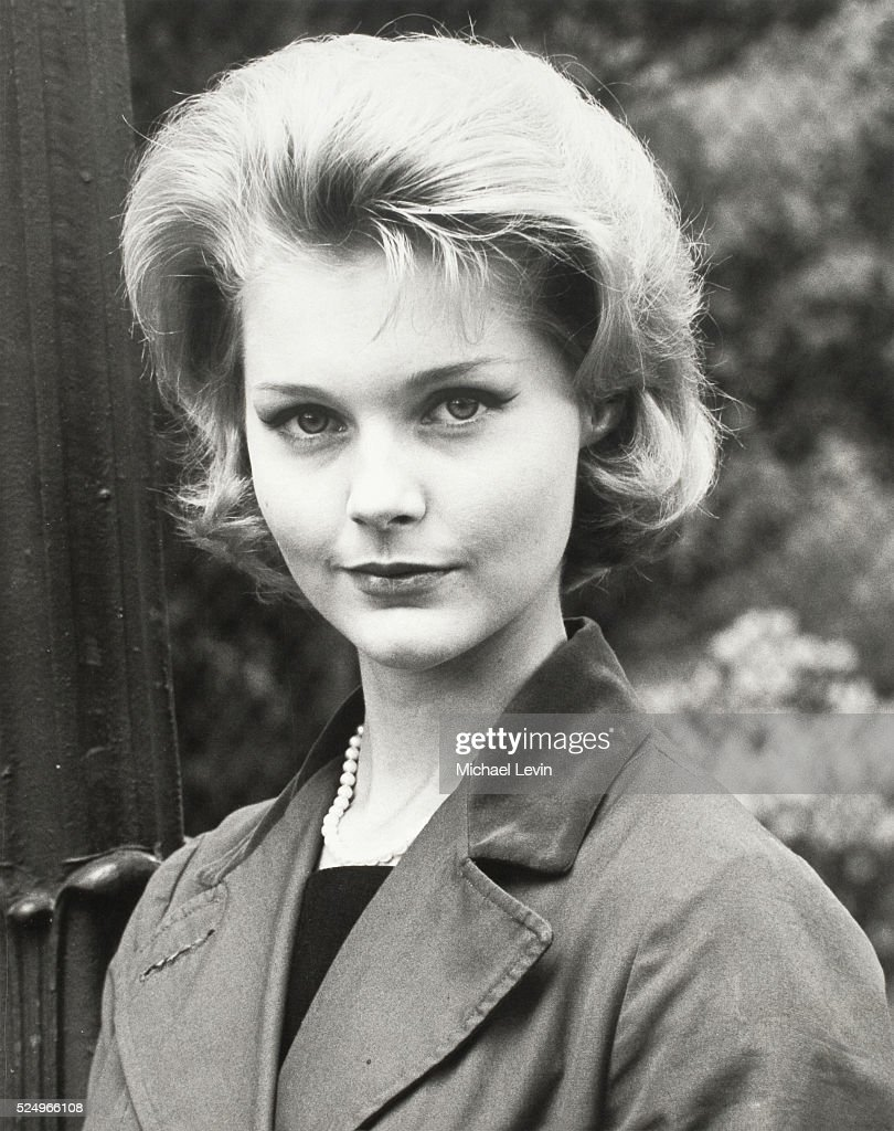 Actress Carol Lynley