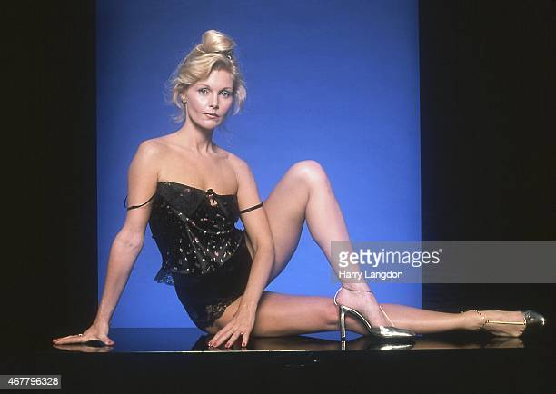 Actress Carol Lynley poses for a portrait in 1981 in Los Angeles California