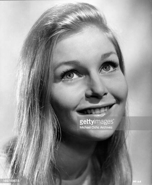 Actress Carol Lynley poses for a portrait in circa 1960