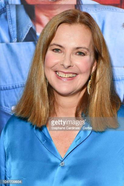 Actress Carole Bouquet attends Voyez Comme On Danse Paris Premiere at Cinema UGC Normandie on October 8 2018 in Paris France