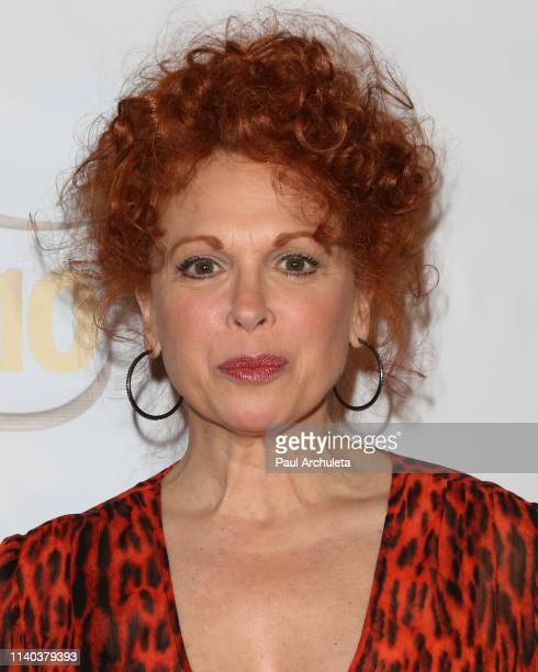 Actress Carolee Carmello attends the 10th Annual Indie Series Awards at The Colony Theater on April 03 2019 in Burbank California