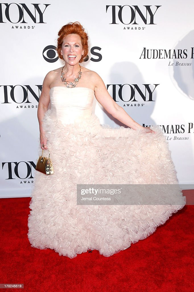 2013 Tony Awards - Arrivals
