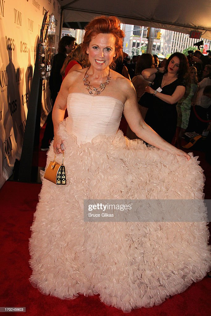 The 67th Annual Tony Awards - Red Carpet