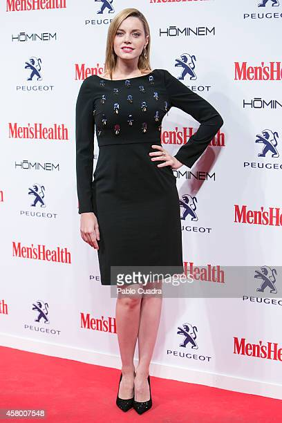 Actress Carolina Bang attends the 'Men's Health' awards gala at Goya Theatre on October 28 2014 in Madrid Spain