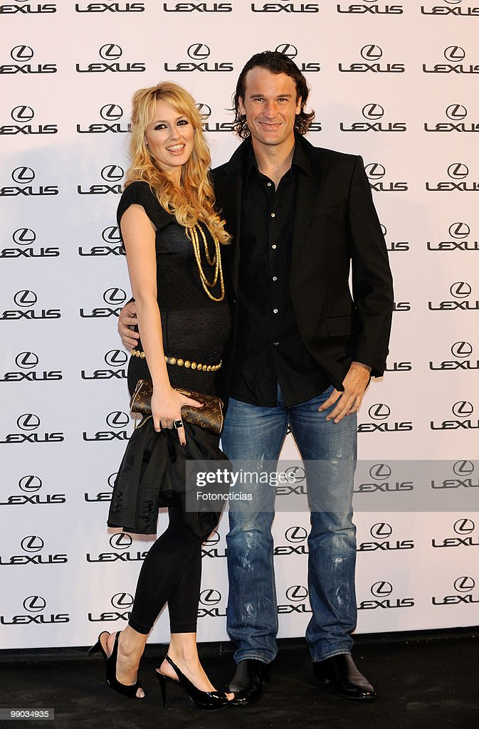 Bar Refaeli Hosts a 'Lexus' Party in Madrid