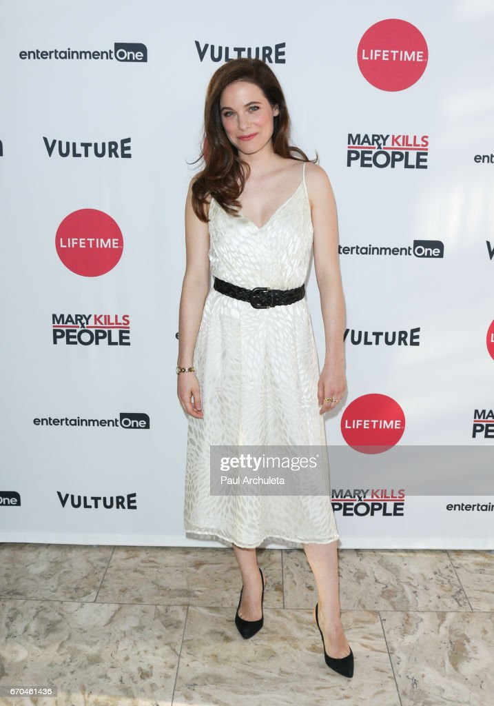 "Screening Of Entertainment One's ""Mary Kills People"" - Arrivals"