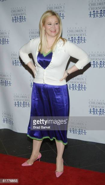 Actress Caroline Rhea arrives at the Children At Heart Gala To Benefit Children Of Chernobyl on November 22 2004 at Pier 60 at the Chelsea Piers in...