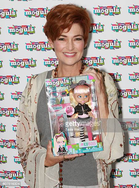 Actress Carolyn Hennesy attends EcoLuxe Lounge Celebrates the Emmys on September 17 2016 in Los Angeles California