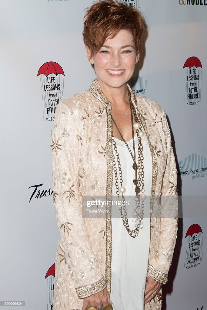 """Launch Party For M.J. Dougherty's """"Life Lessons From A Total Failure"""" - Arrivals : News Photo"""