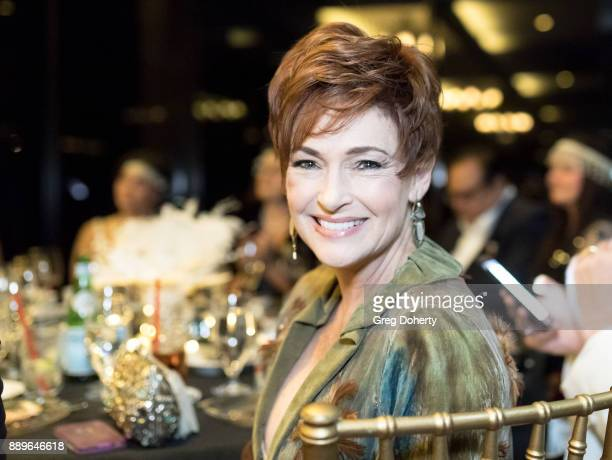Actress Carolyn Hennesy attends The Thalians Hollywood for Mental Health Holiday Party 2017 at the Bel Air Country Club on December 09 2017 in Bel...