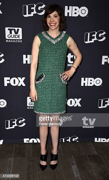 Actress Carrie Brownstein attends For Your Consideration Event Hosted By IFC FOX And HBO at Samuel Goldwyn Theater on May 21 2015 in Beverly Hills...
