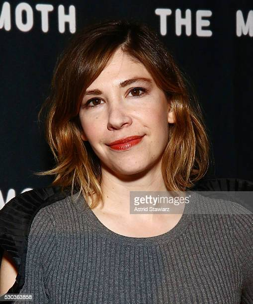 Actress Carrie Brownstein attends The 2016 Glam Rock Moth Ball on May 10, 2016 in New York, New York.