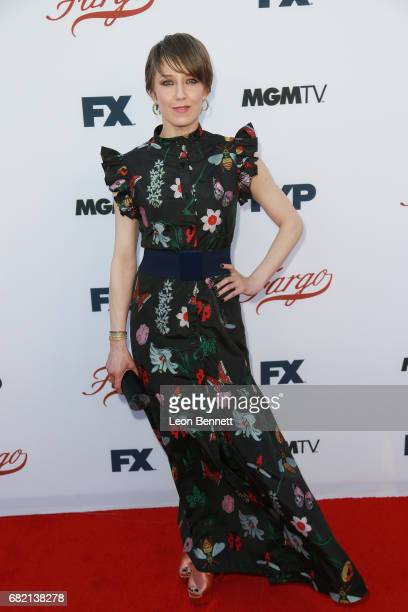 Actress Carrie Coon arrives at FX's 'Fargo' For Your Consideration Event at Saban Media Center on May 11 2017 in North Hollywood California