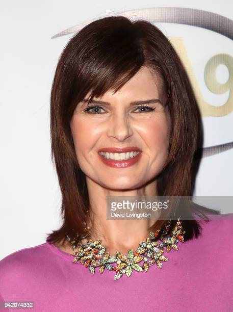 Actress Carrie Genzel attends the 9th Annual Indie Series Awards at The Colony Theatre on April 4 2018 in Burbank California