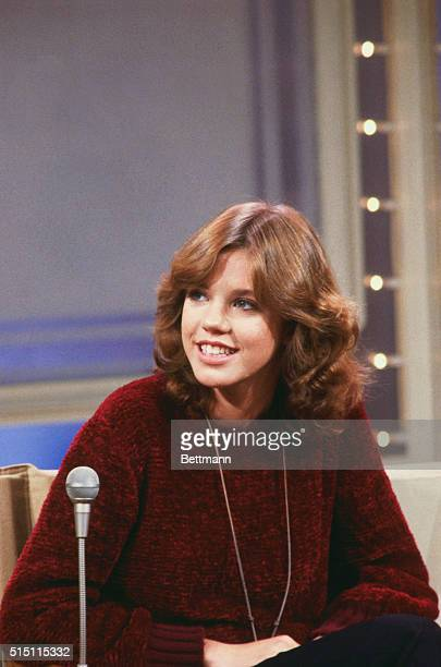 Actress Carrie Hamilton, daughter of Carol Burnett, who starred in various films and the Boston company of Rent.
