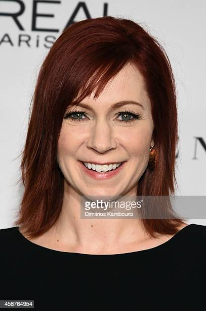 Actress Carrie Preston attends the Glamour 2014 Women Of The Year Awards at Carnegie Hall on November 10 2014 in New York City