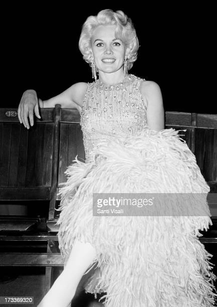 Actress Carroll Baker posing for a portrait on October 101967 in New York New York
