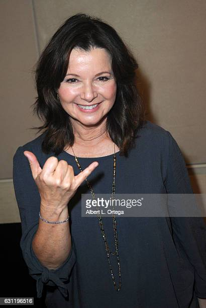 Actress Caryn Richman attends The Hollywood Show held at The Westin Los Angeles Airport on January 7 2017 in Los Angeles California
