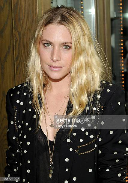 Actress Casey LaBow attends the 4th Annual Roc Nation PreGRAMMY Brunch at Soho House on February 11 2012 in West Hollywood California