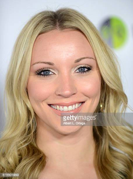Actress Casey O'Keefe arrives for the Premiere Of JR Productions' Halloweed held at TCL Chinese 6 Theatres on March 15 2016 in Hollywood California