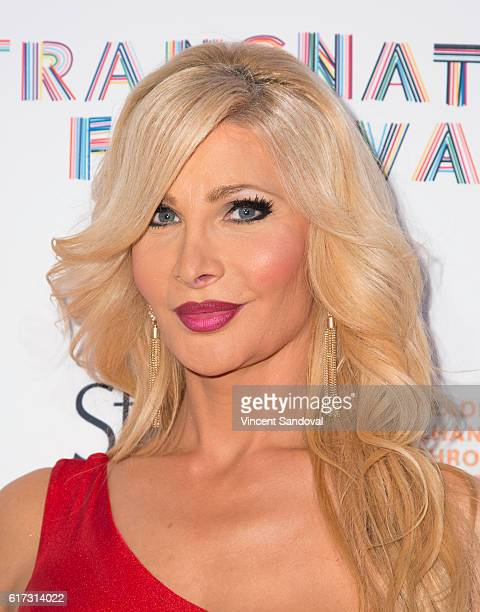 Actress Cassandra Cass attends the 15th Annual Queen USA Transgender Beauty Pageant at The Theatre at Ace Hotel on October 22 2016 in Los Angeles...