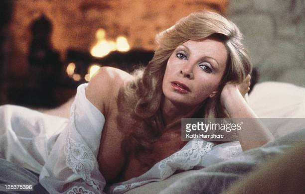 Actress Cassandra Harris stars as Countess Lisl von Schraff in the James Bond film 'For Your Eyes Only' 1981