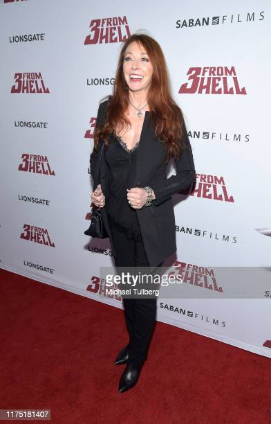 Actress Cassandra Peterson attends a special screening of Lionsgate's 3 From Hell at the Vista Theatre on September 16 2019 in Los Angeles California