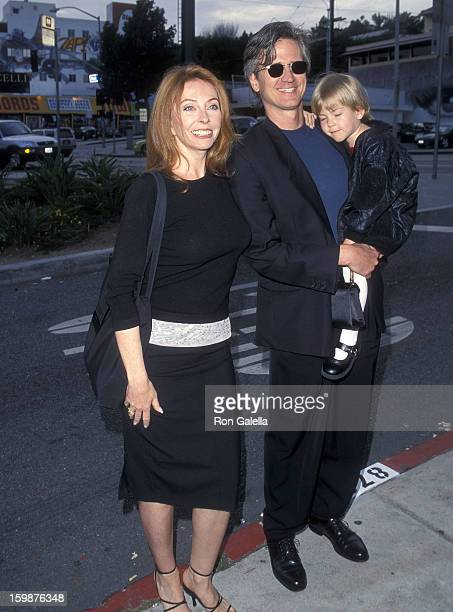 Cassandra Peterson with Husband Mark Pierson