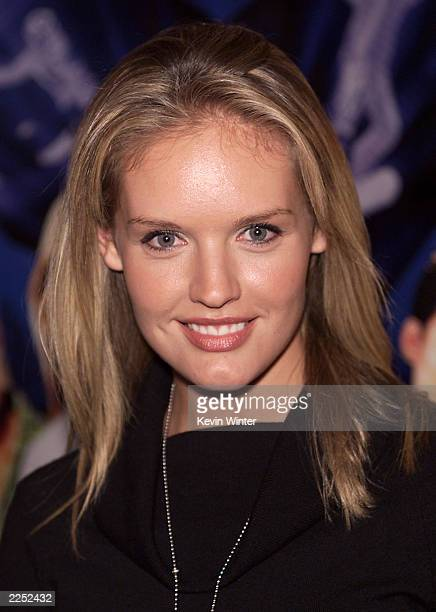 Actress Cassidy Rae at the premiere of Extreme Days at The Bridge Theater in Los Angeles Ca 9/24/01 Photo by Kevin Winter/Getty Images