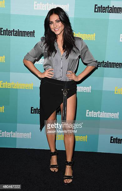 Actress Cassie Scerbo attends Entertainment Weekly's ComicCon 2015 Party sponsored by HBO Honda Bud Light Lime and Bud Light Ritas at FLOAT at The...
