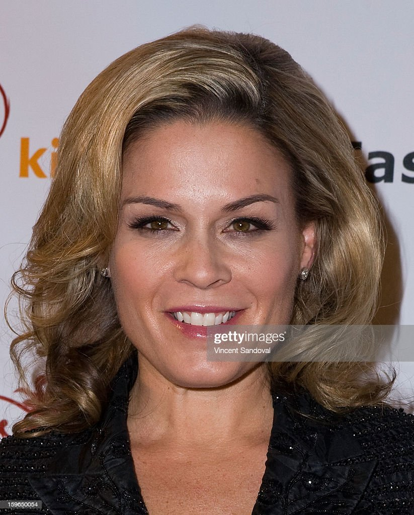 Actress Cat Cora attends the 4th annual Taste Awards at Vibiana on January 17, 2013 in Los Angeles, California.
