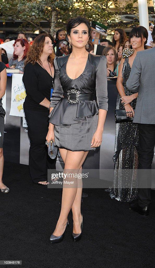 Actress Catalina Sandino Moreno arrives to the