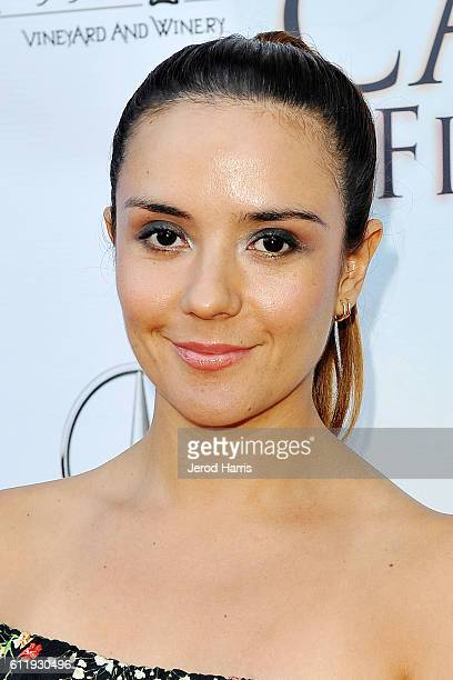 Actress Catalina Sandino Moreno attends the 2016 Catalina Film Festival on October 1 2016 in Avalon California