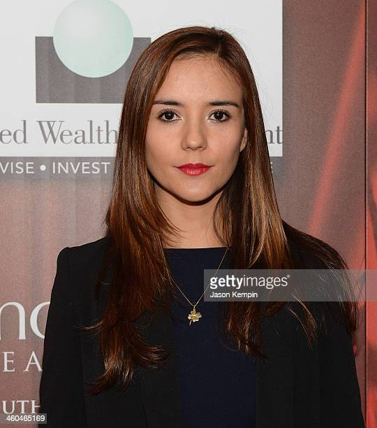 Actress Catalina Sandino Moreno attends the 25th Annual Palm Springs International Film Festival opening night screening of Belle at Palm Springs...
