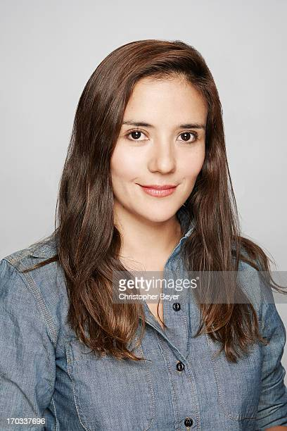 Actress Catalina Sandino Moreno is photographed at the Sundance Film Festival for Entertainment Weekly Magazine on January 22 2013 in Park City Utah