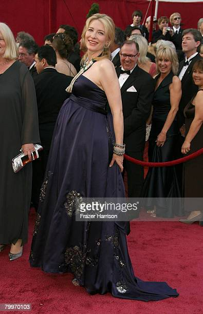 Actress Cate Blanchett arrives at the 80th Annual Academy Awards held at the Kodak Theatre on February 24 2008 in Hollywood California