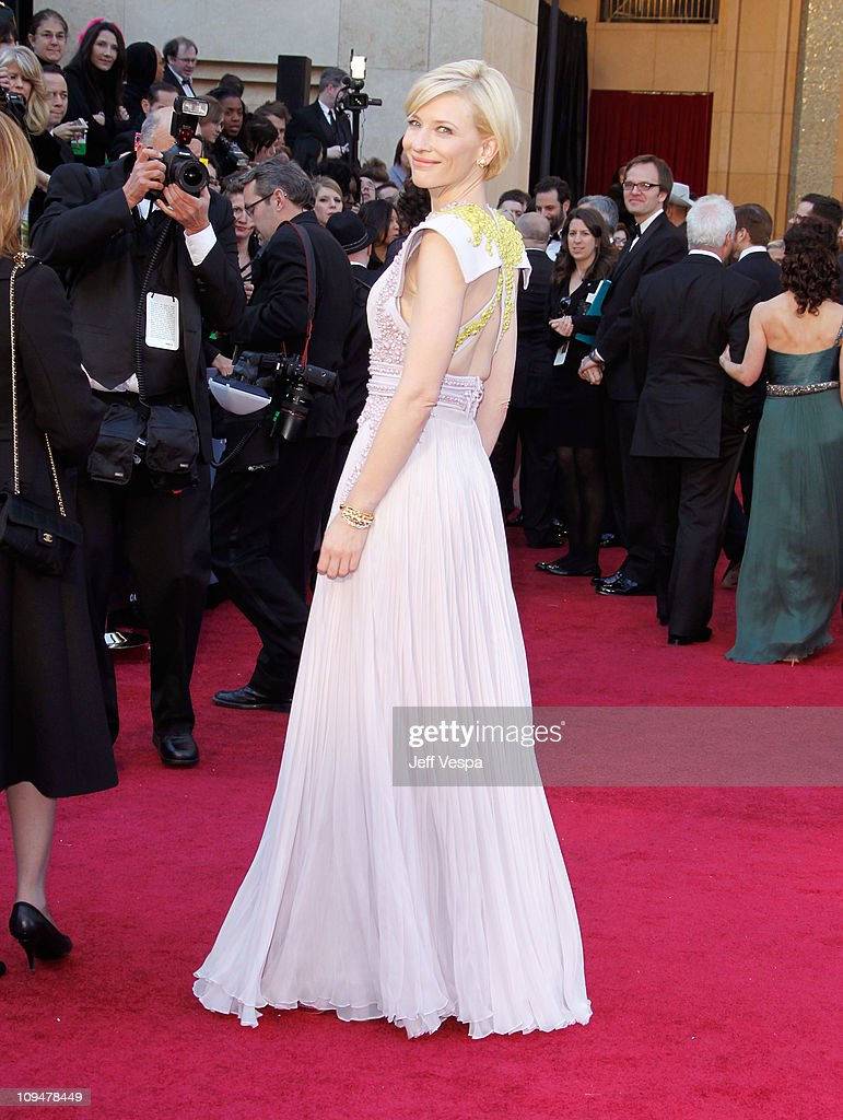 83rd Annual Academy Awards - Arrivals : News Photo