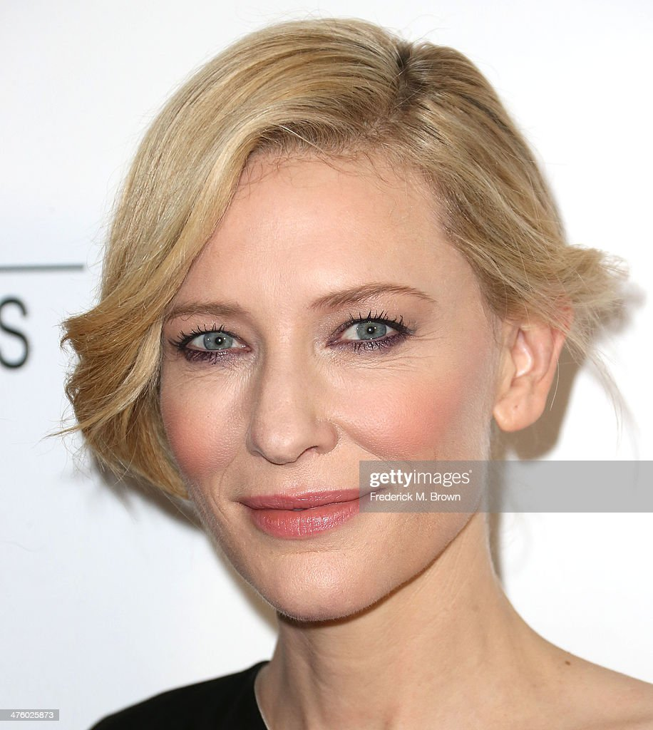 Actress Cate Blanchett attends Sony Pictures Classics' 2014 Oscar Dinner at the STK Steakhouse on March 1, 2014 in Los Angeles, California.