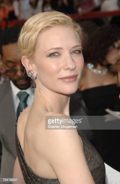 Actress Cate Blanchett attends the 79th Annual Academy Awards held at the Kodak Theatre on February 25, 2007 in Hollywood, California.